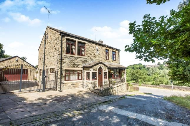 Thumbnail Detached house for sale in Stoney Hill, Rastrick, West Yorkshire