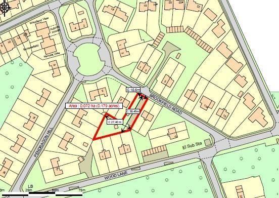 Thumbnail Land for sale in Single Plot, Brookfield Road, Papworth Everard, Cambridge, Cambridgeshire
