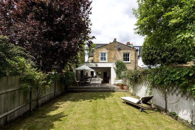 Thumbnail Semi-detached house for sale in Langthorne Street, London
