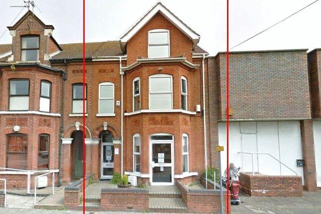 Thumbnail Office for sale in Gordon Road, Lowestoft