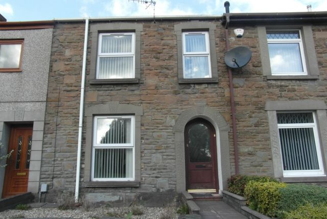 Thumbnail Terraced house to rent in Clydach Road, Morriston