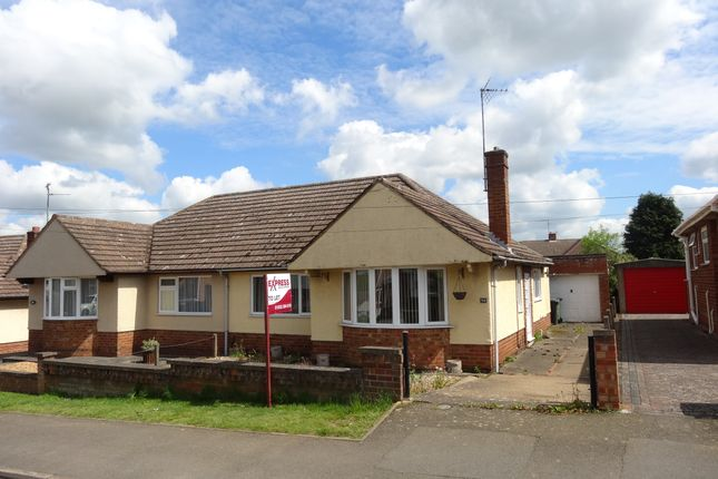 Thumbnail Semi-detached bungalow to rent in The Pyghtle, Wellingborough