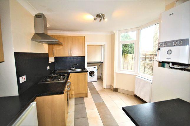 Thumbnail Flat to rent in Birchanger Road, London