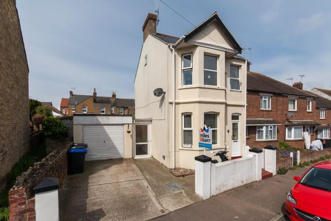 Thumbnail Detached house for sale in Belmont Road, Westgate-On-Sea
