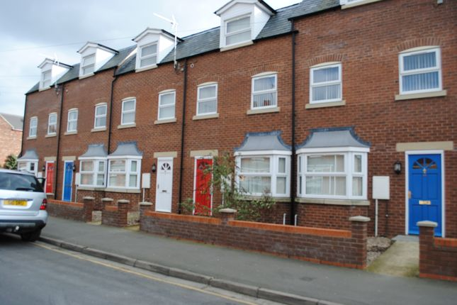 Thumbnail Terraced house to rent in Hartley Street, Boston