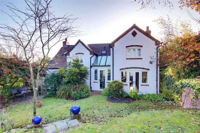 Thumbnail Detached house for sale in Fairfield Road, Bournheath, Bromsgrove, Worcestershire