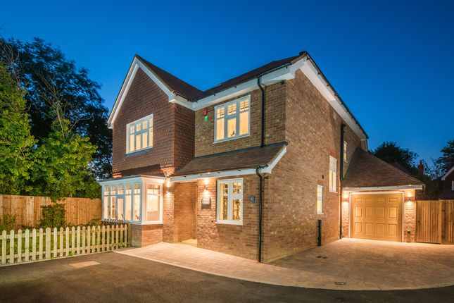 Thumbnail Detached house for sale in Willow House, Manor Park, Fernwood Place, Manor Road North, Esher