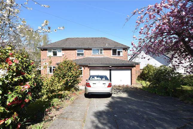 Thumbnail Detached house for sale in Downham Way, Woolton, Liverpool