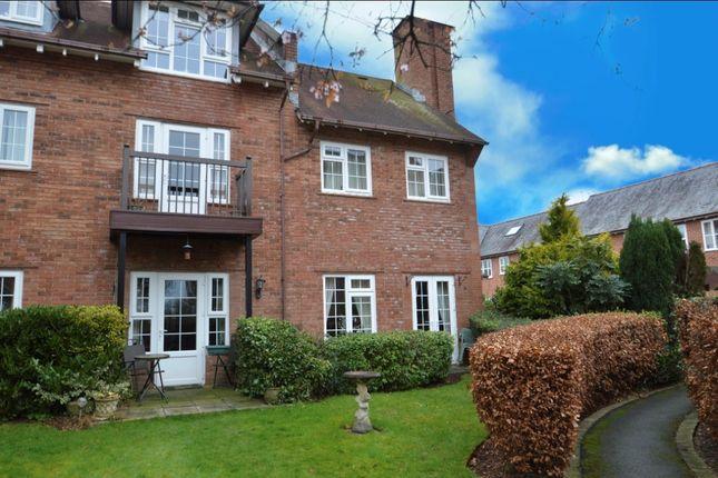 Thumbnail End terrace house for sale in The Oaks, Faulkner's Lane, Mobberley, Knutsford