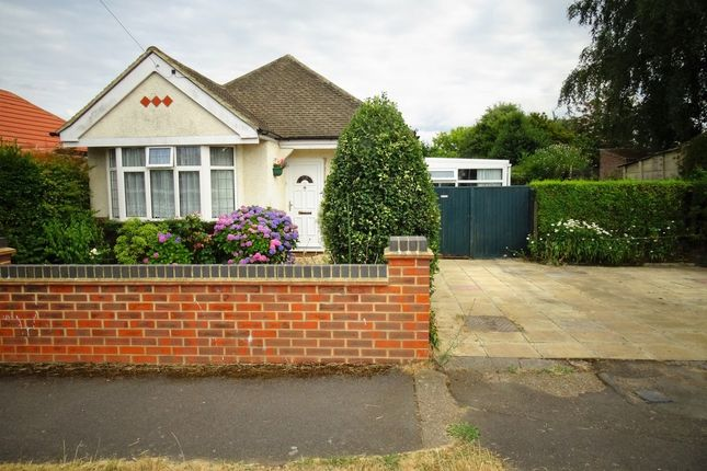 Thumbnail Detached bungalow for sale in Fullbrook Avenue, New Haw, Addlestone