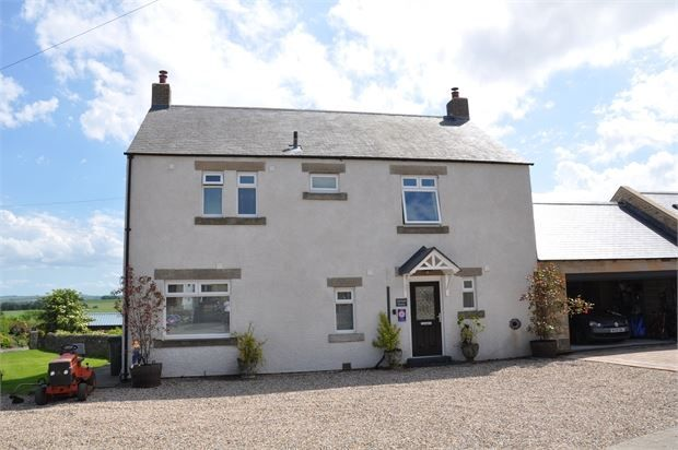 Thumbnail Detached house to rent in Orchard House, Laker Hall, Newton, Northumberland.