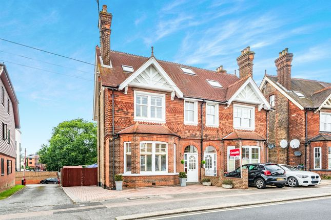 Thumbnail Semi-detached house for sale in Ladbroke Road, Redhill