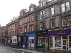 Thumbnail Flat to rent in Kinnoull Street, Perth