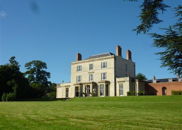 Thumbnail Flat for sale in The Mount House, The Mount, Chepstow