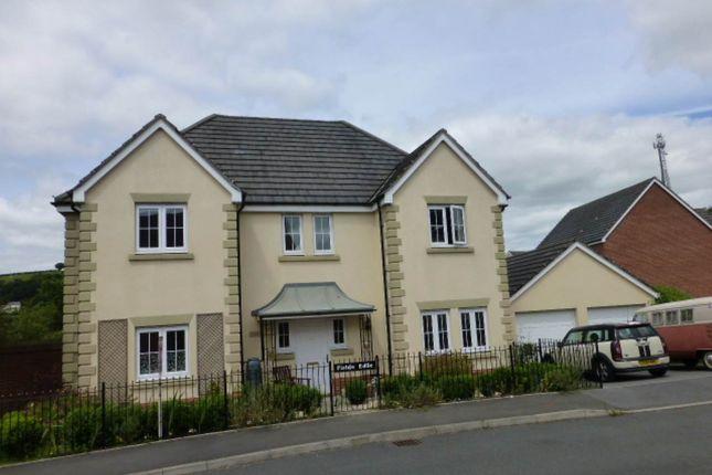 Thumbnail Detached house to rent in Llwyn Yr Eos, Carmarthen