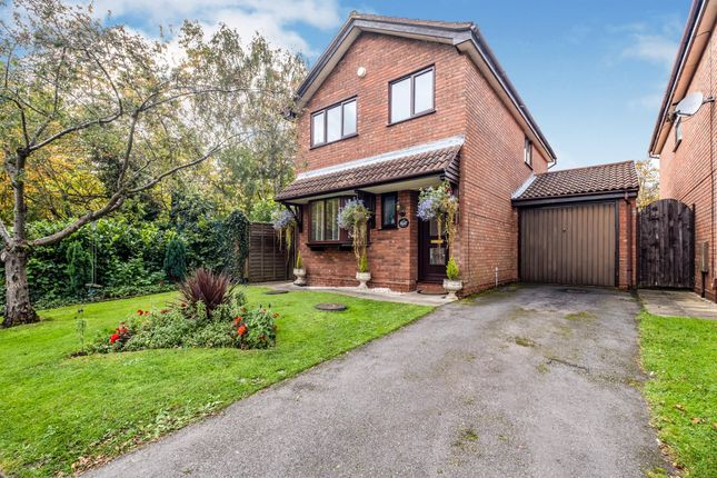 Thumbnail Detached house for sale in Eastbury Drive, Solihull