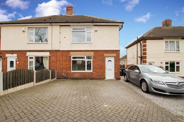 Thumbnail Semi-detached house for sale in St. Nicolas Road, Rawmarsh, Rotherham
