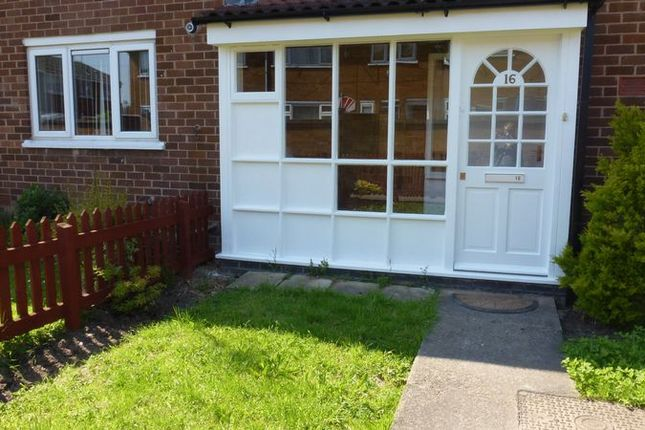 Thumbnail Terraced house to rent in Wordsworth Crescent, Blacon, Chester