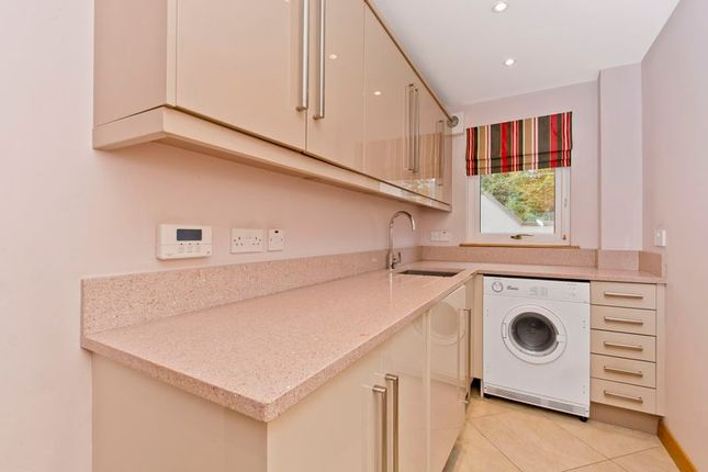 Utility Room of Graycliff, Panmurefield, Broughty Ferry DD5