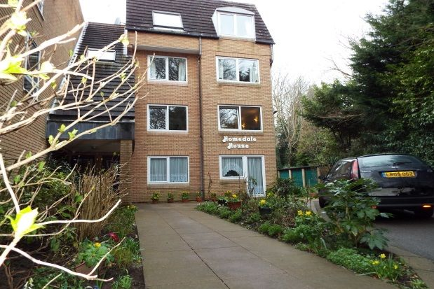 Thumbnail Flat to rent in Wimborne Road, Winton, Bournemouth