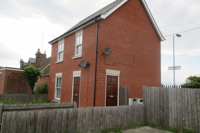 Thumbnail Flat to rent in Station Road, Dovercourt, Harwich