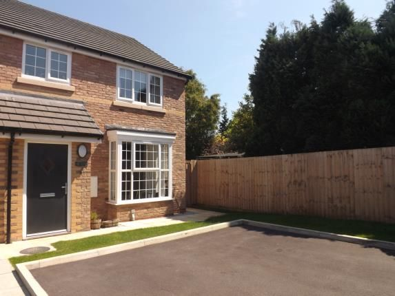 Thumbnail Semi-detached house for sale in Ford Farm Close, Warrington, Cheshire