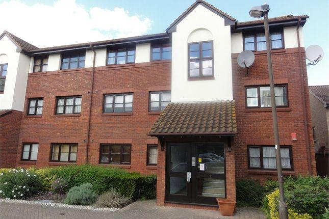 Thumbnail Flat to rent in 2 Violet Close, Hackbridge, Surrey