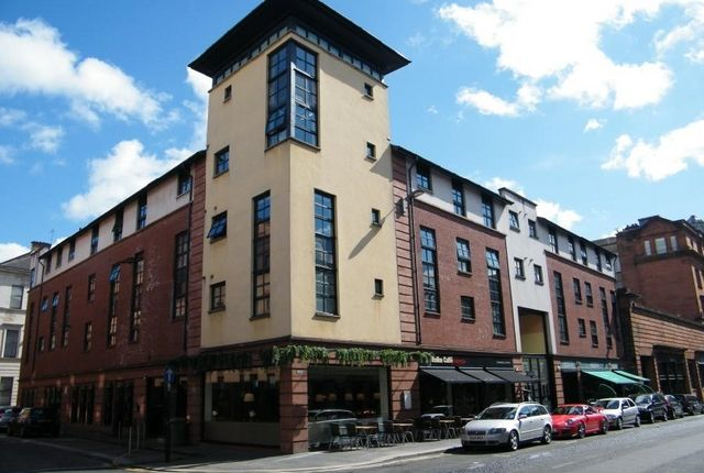 Thumbnail Flat to rent in Albion Street, Merchant City, Glasgow