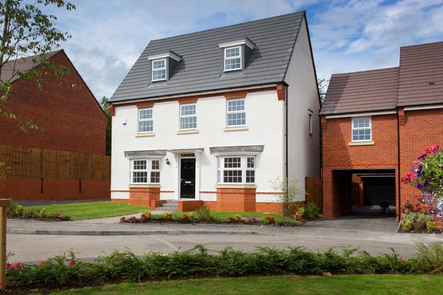 """Thumbnail Detached house for sale in """"Emerson"""" at Morda, Oswestry"""