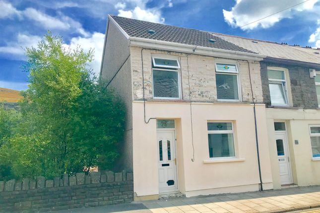 Thumbnail Terraced house to rent in Duffryn Street, Ferndale