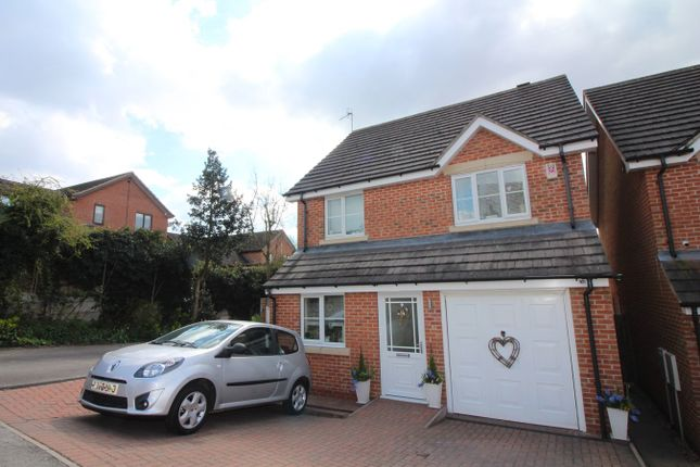 3 bed detached house for sale in Blants Close, Kimberley, Nottingham NG16