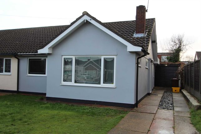 2 bed semi-detached house to rent in Sandown Road, Benfleet SS7