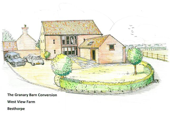 The Granary Conversion - Artists Impression