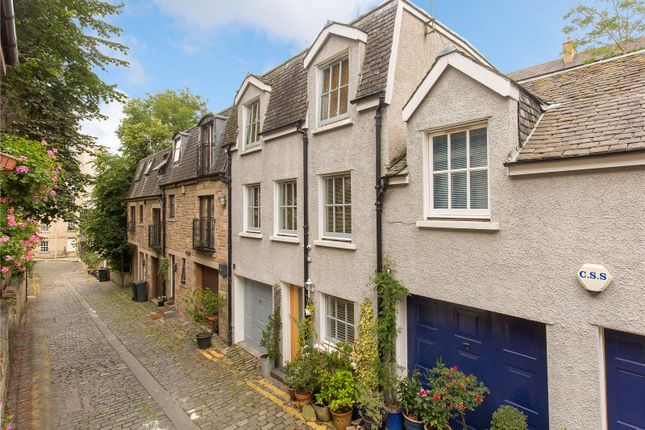 Thumbnail 3 bed mews house for sale in 14 Gayfield Place Lane, New Town, Edinburgh