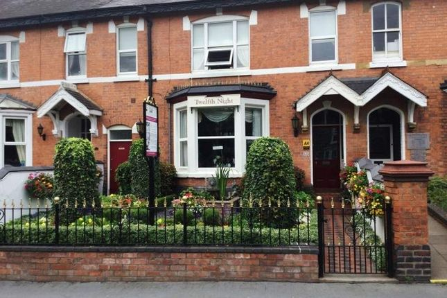 Thumbnail Hotel/guest house for sale in 13 Evesham Place, Stratford-Upon-Avon