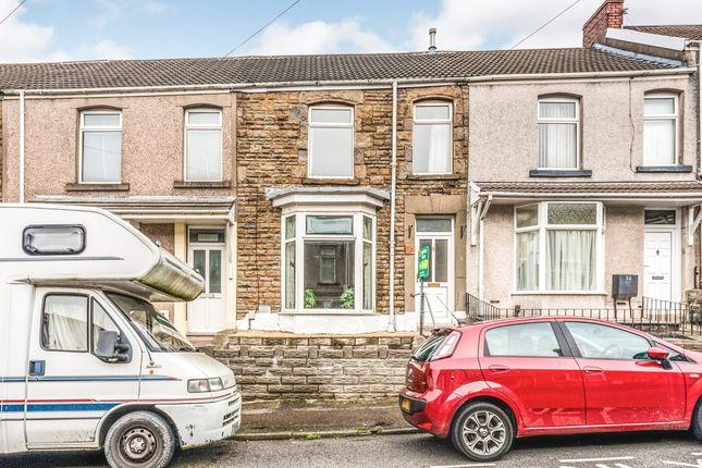 5 bed terraced house for sale in Rhondda Street, Mount Pleasant, Swansea SA1