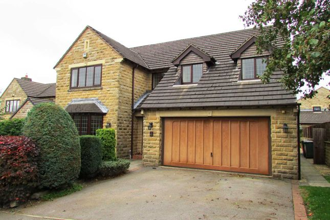 Thumbnail Detached house for sale in 4 Harefield Park, Birkby, Huddersfield
