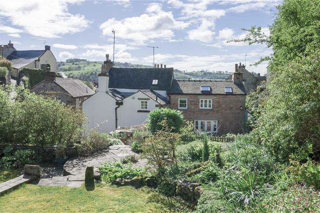 Thumbnail Cottage for sale in The Dale, Wirksworth, Derbyshire