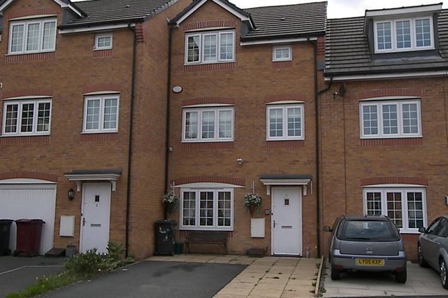 Thumbnail Mews house for sale in Cornmill Drive, Farnworth