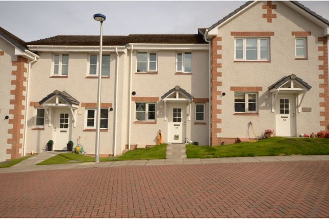 Thumbnail Terraced house for sale in Myrtletown Park, Inverness