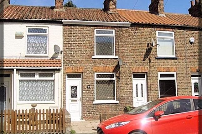 Thumbnail Terraced house to rent in Mill Lane, Beverley
