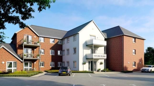 Thumbnail Flat for sale in St. Marys Road, Hayling Island
