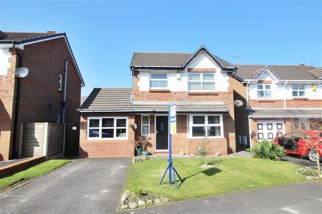 Thumbnail Detached house for sale in Bratton Close, Winstanley, Wigan