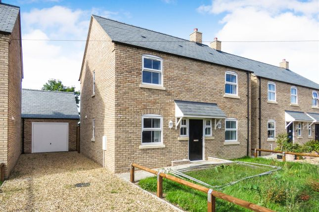 Thumbnail Detached house for sale in Oilmills Road, Ramsey Mereside, Ramsey, Huntingdon