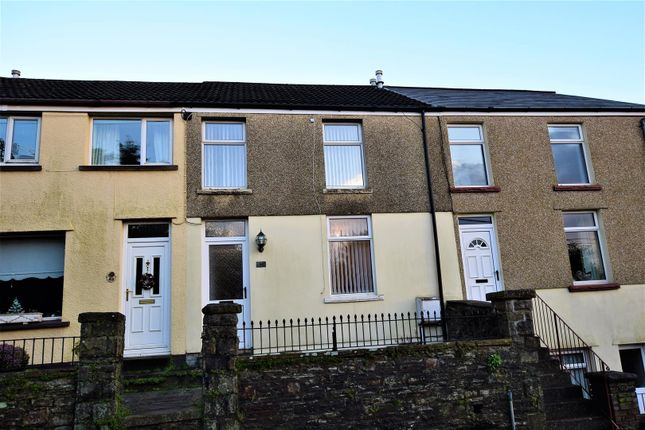 Thumbnail Terraced house for sale in Cardiff Road, Llantrisant, Pontyclun