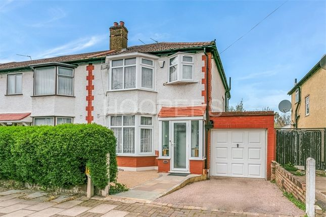 End terrace house for sale in West Way, London