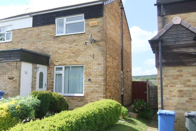 Thumbnail Semi-detached house to rent in Redwood Glen, Sheffield