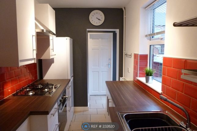 Thumbnail Terraced house to rent in Coronation Road, Stoke-On-Trent