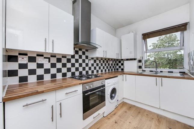 Thumbnail Flat to rent in Shardeloes Road, London