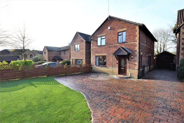 Thumbnail Detached house for sale in Braemar Crescent, East Hunsbury